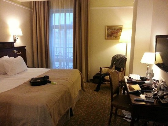 Garden Ring Hotel: Double room on the 5th Floor