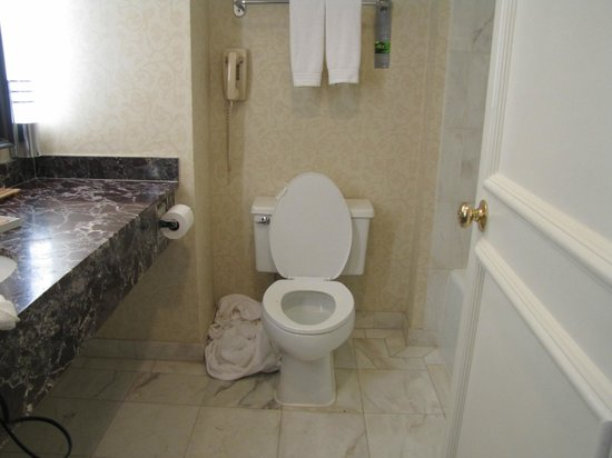 The Mayflower Hotel, Autograph Collection: bathroom