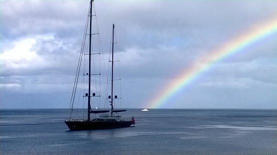 Titiwi Inn: Our daily rainbow