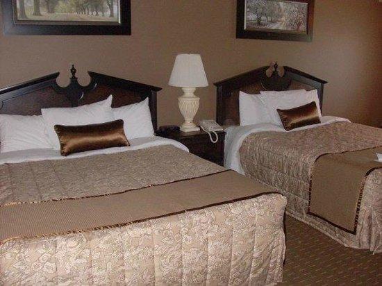 Festival Inn: Beds