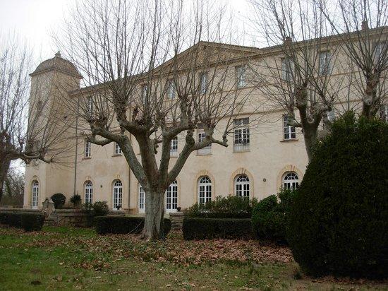 Château de Lignan : Chateau de Lignan