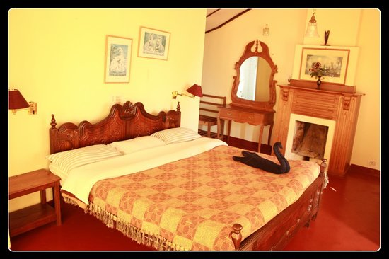 Red Hill Nature Resort: Room