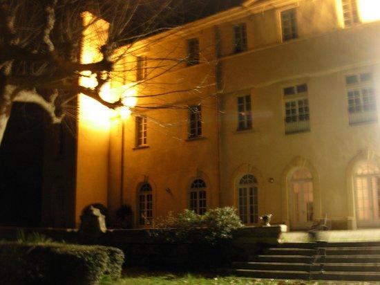 Château de Lignan : DE NUIT...