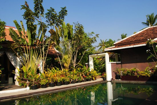 The Sanctuary Villa: Poolside Haven