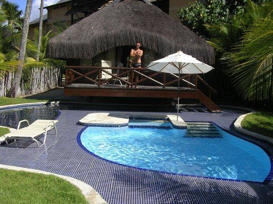 Nannai Resort & Spa: Piscina do bangalo