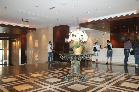 Majestic Hotel Tower: lobby