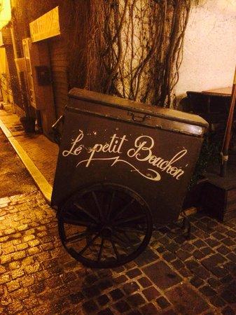 Le Petit Bouchon : Hidden gem in Mouans Sartoux