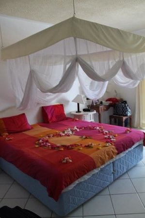 Diani Sea Resort: Our welcome!