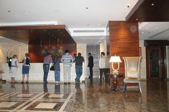 Majestic Hotel Tower: receptie