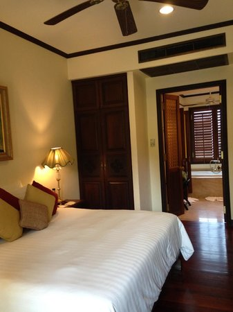 Puripunn Baby Grand Boutique Hotel: View of room looking in