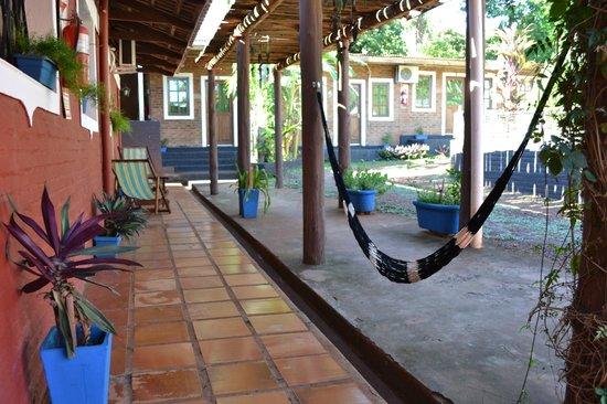 Hotel Iguazu Royal: Corredor