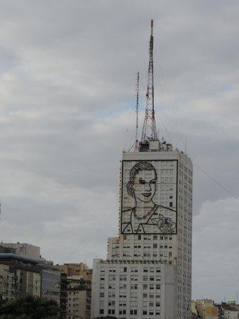 Scala Hotel Buenos Aires : Vista do quarto