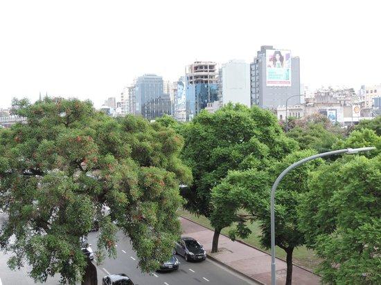 Scala Hotel Buenos Aires : Vista do hotel