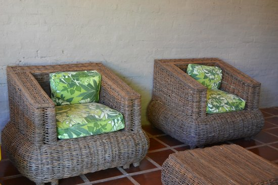 Hotel Iguazu Royal : Living