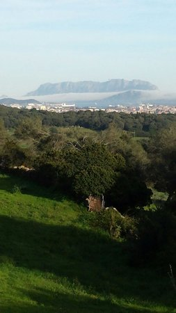Drummi e Smulza Bed and Breakfast : Panorama dal bb