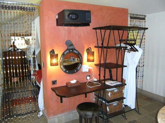 Fairmont Mara Safari Club : Tent interior