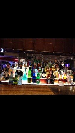 Hard Rock Cafe Paris: Bar