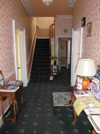 Ardgowan Bed&Breakfast: Eingangsbereich