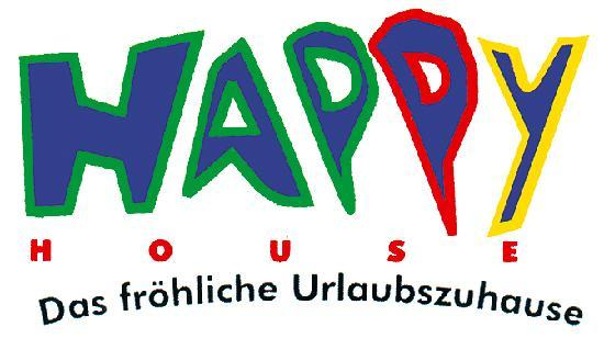Happy House - Das fröhliche Urlaubszuhause: Logo