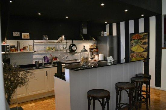 Casa Consell: Cocina