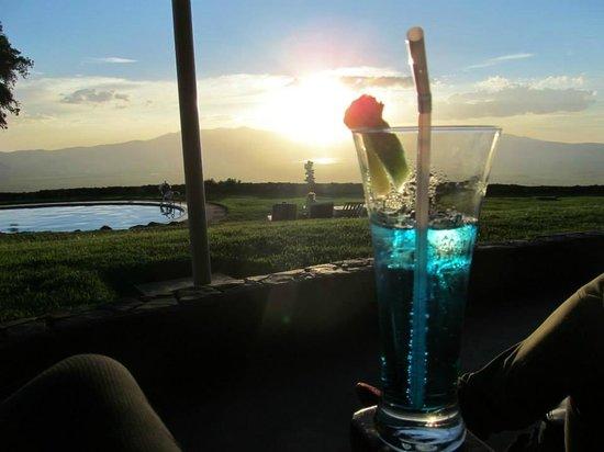 Ngorongoro Sopa Lodge: Crater Blues