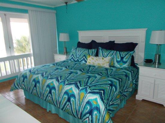Bahia Pez Vela Resort: unit 1 2nd bedroom