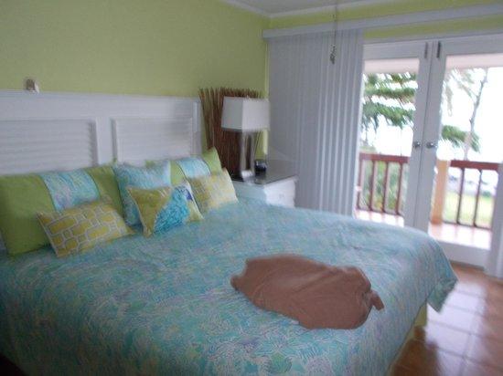 Bahia Pez Vela Resort: unit 1 masterbed