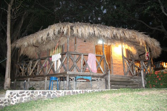 The Monkey Hut: Our hut