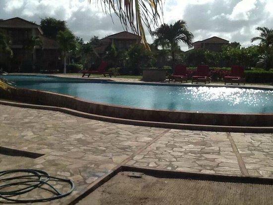 Hopkins Bay Resort: Pool