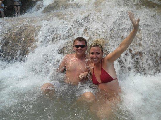 Sandals Ochi Beach Resort : Dunn's River Falls