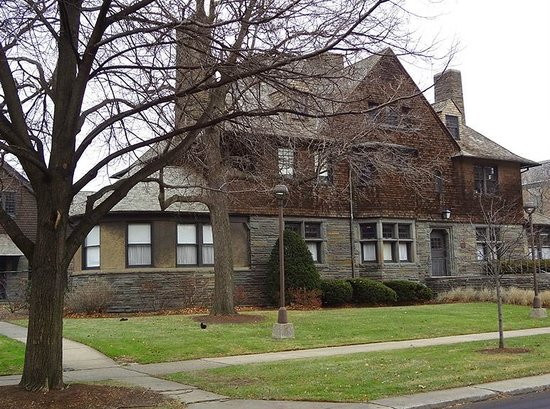The Inn on Ferry Street: Charles Lang Freer Mansion (Ferry Street)