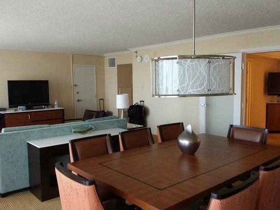 Orlando World Center Marriott : Executive Suite RM 21253