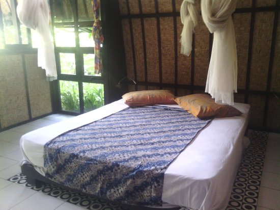 Wood Stock Home Stay : this the room look like.. simple,clean and nice...