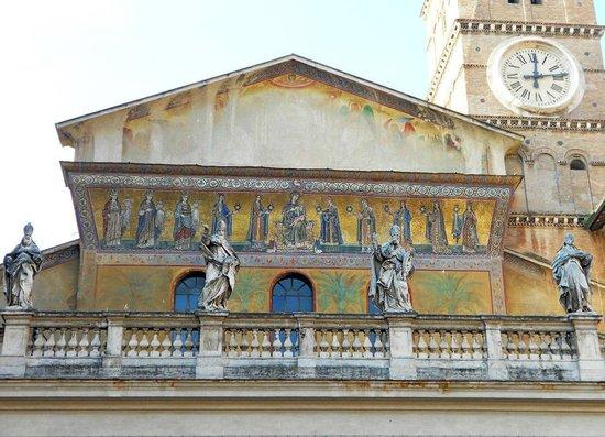 Trastevere : basilica
