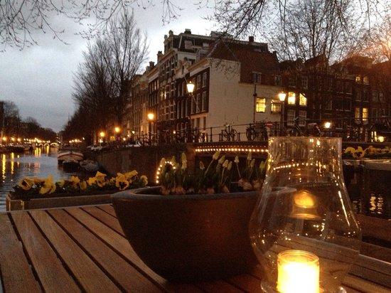Photo of French Restaurant De Belhamel at Brouwersgracht 60, Amsterdam 1013 GX, Netherlands