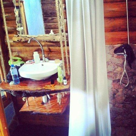 Chalet Tropical Village: Bathroom
