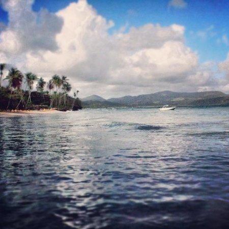 Chalet Tropical Village: Beach