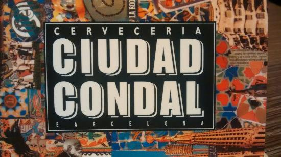Ciudad Condal Restaurant: Photo of Cuidat Comtal taken with TripAdvisor City Guides