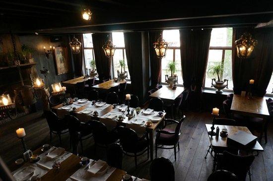 L'Auberge Damhotel Edam: Salle à manger