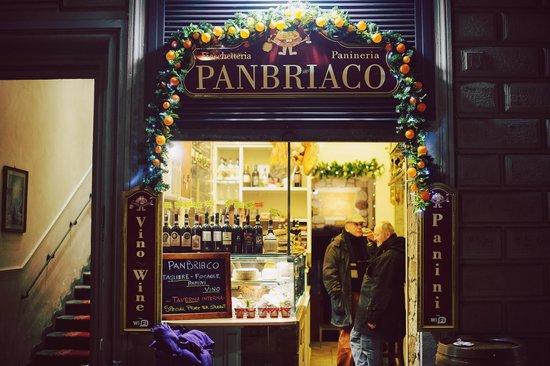 Panbriaco: Gorgeous shop front