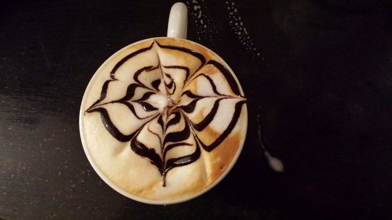 Valentina Fine Foods: Cappuccino