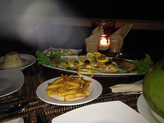 Cadlao Resort : Cadlao restaurant