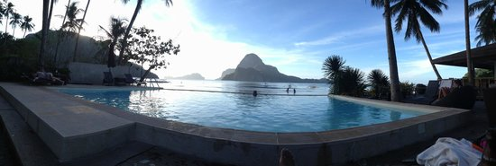 Cadlao Resort : Pool