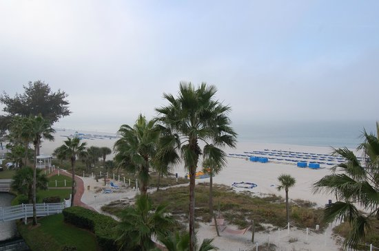 TradeWinds Island Grand Resort: View from the balcony on 5