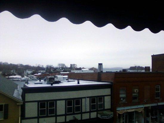 Lord Camden Inn: View of the ocean