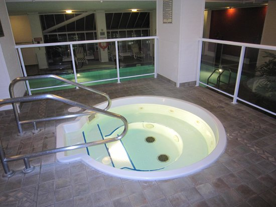 Pinnacle Hotel Harbourfront: Hot tub