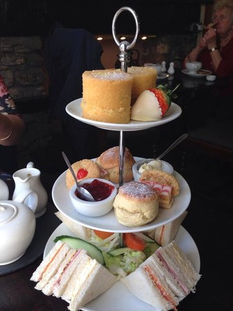 Jaspers Tea Rooms Review