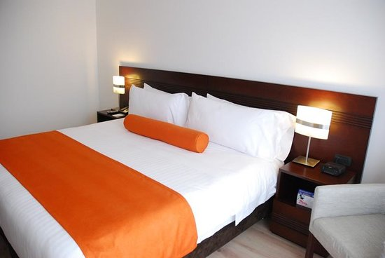 BEST WESTERN PLUS 93 Park Hotel: Superior Suite