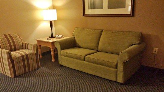 Comfort Inn & Suites Lithia Springs: Suite Rm 410