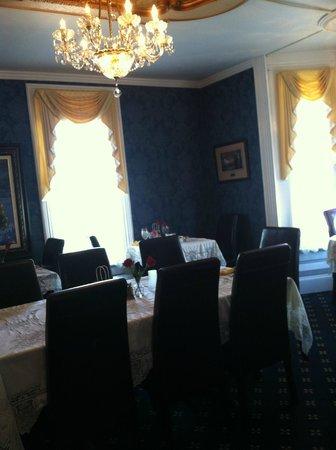Kilmarnock Inn: Delightful dining room